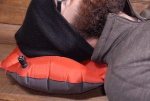 Backpacking Pillow Comfort Level