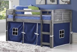 DONCO KIDS Louvered Low Loft review