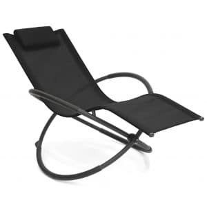 Best Choice Products Folding Orbital Zero Gravity Lounge Chair review